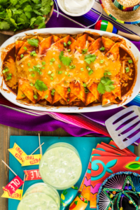 Vegetarian Enchilada Recipe (Vegan and Gluten Free)