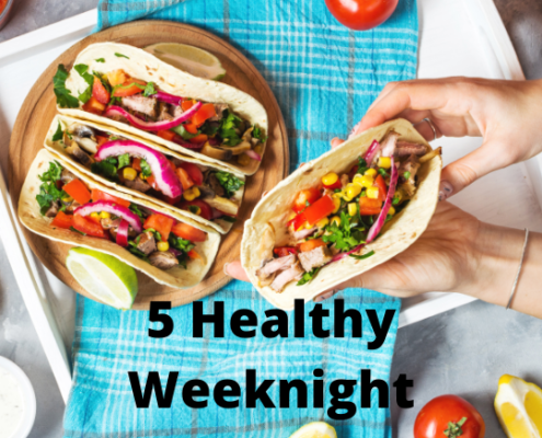 Weeknight Dinner Ideas